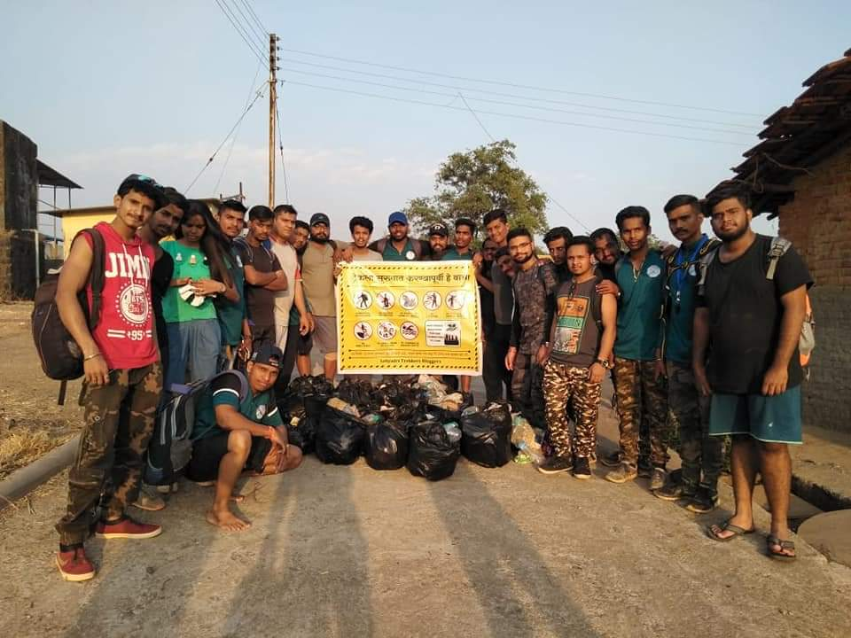 Irshalgad Clean Up Drive-1