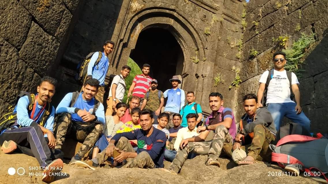 Raigad Fort Trek 1